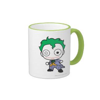 Chibi Joker Ringer Mug