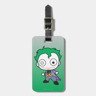 Chibi Joker Tag For Luggage
