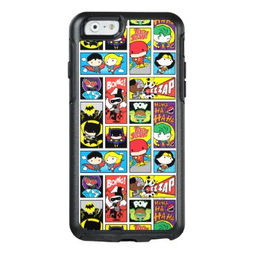 Chibi Justice League Compilation Pattern OtterBox iPhone 6/6s Case