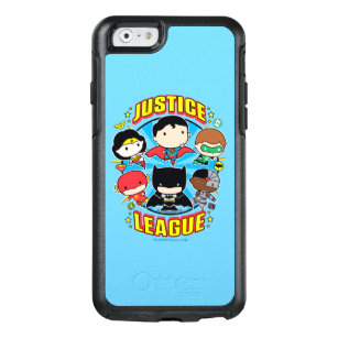 Chibi Justice League Group OtterBox iPhone 6/6s Case
