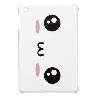Chibi Kawaii Faces iPad Mini Cases