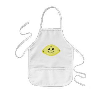 Chibi Lemon Kids' Apron