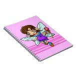 Chibi Love Fairy Notebook