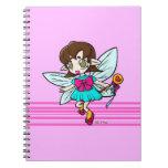 Chibi Love Fairy Notebooks