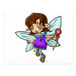 Chibi Love Fairy Post Cards
