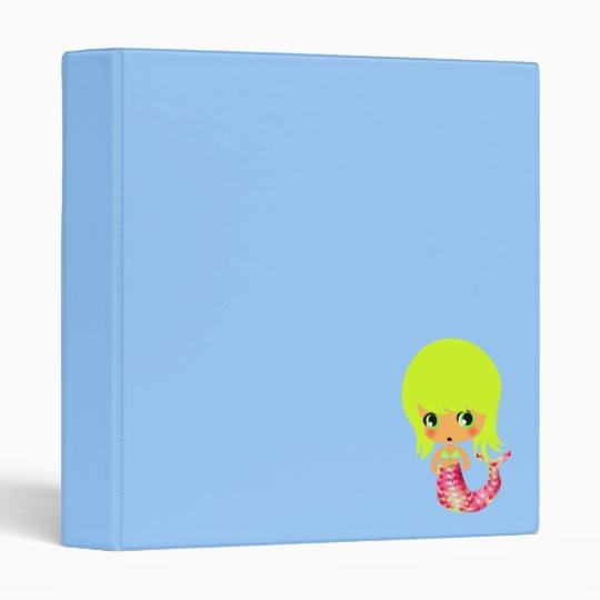 chibi magical mermaid 3 binder