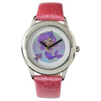 Chibi Mermaid Wrist Watch