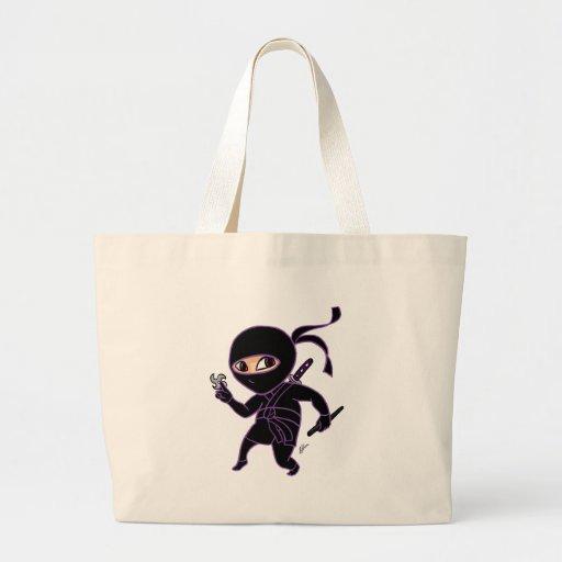 Chibi Ninja Bolsas