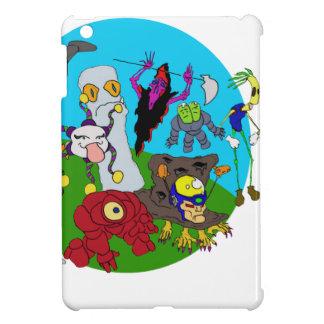 Chibi Ninja Story iPad Mini Cover