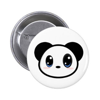 Chibi Panda Boy Button