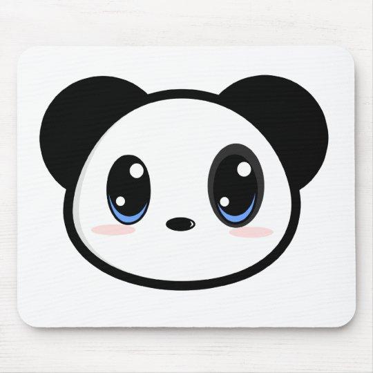 Chibi Panda Boy Mousepad
