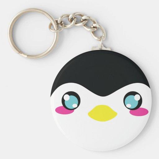 Chibi Penguin Keychain