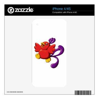 chibi phoenix jumpy skins for iPhone 4