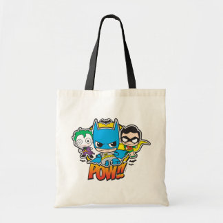 Chibi Pow Tote Bag