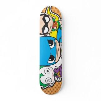 Chibi Pow Custom Skate Board