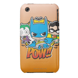 Chibi Pow iPhone 3 Cover