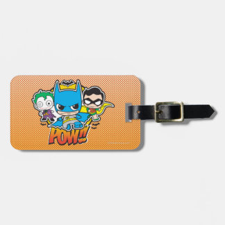 Chibi Pow Tags For Bags
