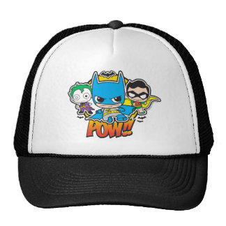 Chibi Pow Trucker Hat