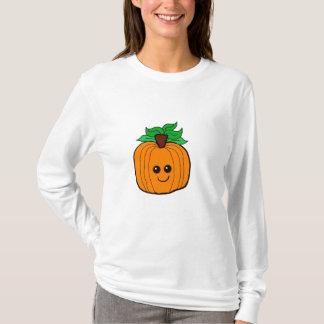 Chibi Pumpkin Cartoon T-Shirt