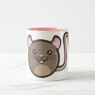 Chibi Rat Mugs