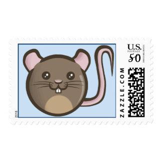 Chibi Rat Postage