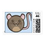 Chibi Rat Stamp