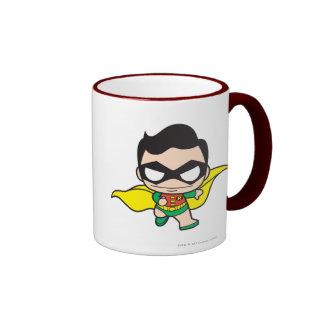Chibi Robin Ringer Coffee Mug