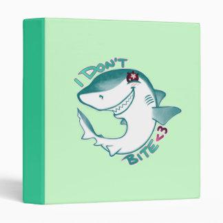 Chibi Shark Binder