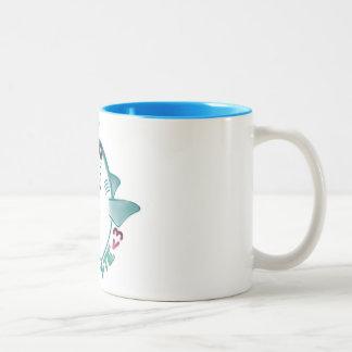 Chibi Shark Mug