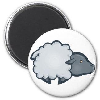 Chibi Sheep Magnet