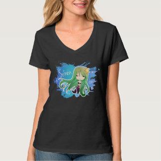 Chibi Siren Tee Shirt