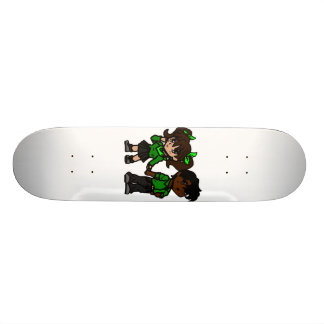 Chibi Skateboard