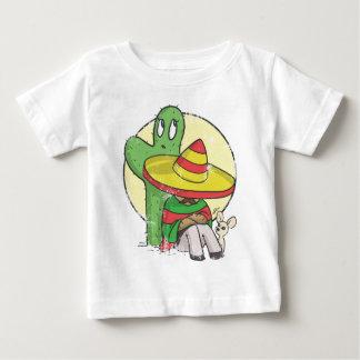 chibi sombrero distressed baby T-Shirt