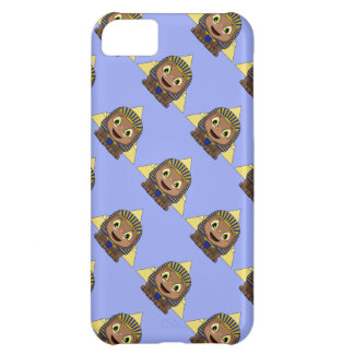 Chibi Sphinx With Pyramids Case For iPhone 5C