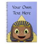 Chibi Sphinx With Pyramids Journal