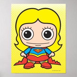 Chibi Supergirl Posters