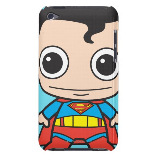 Chibi Superman Case-Mate iPod Touch Case