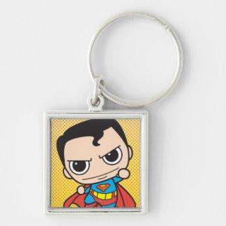Chibi Superman Flying Key Chain