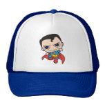 Chibi Superman Flying Trucker Hat