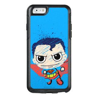 Chibi Superman Sketch OtterBox iPhone 6/6s Case
