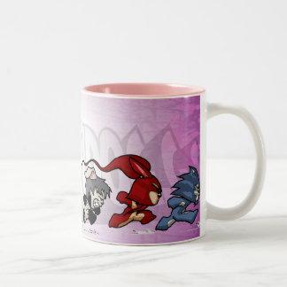 Chibi TAEKWONDOGGS mug
