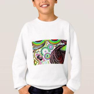 chibi tête de mort sweatshirt