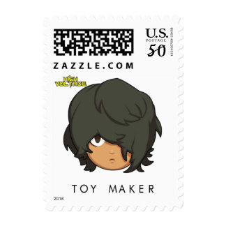Chibi Toy Maker Head Stamps