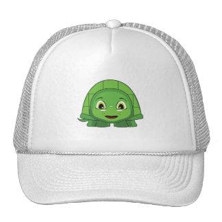 Chibi Turtle Trucker Hat