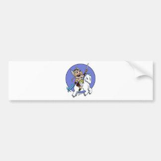 chibi valkyrie bumper stickers