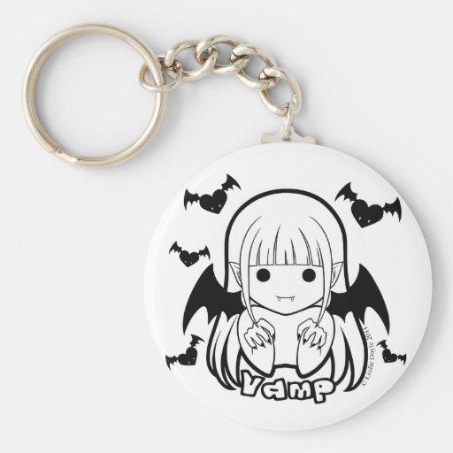 Chibi Vamp Keychain