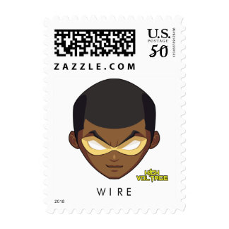 Chibi Wire Head Stamps