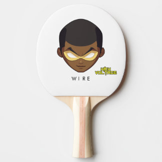 Chibi Wire Ping Pong Paddle