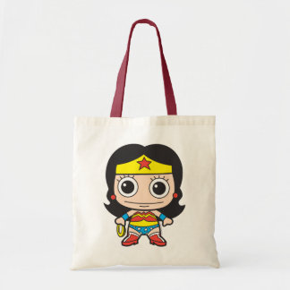 Chibi Wonder Woman Tote Bag
