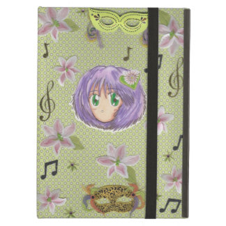 Chibi Yuriko iPad Kickstand Case